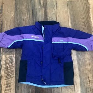 Columbia Tectonite Winter Coat Girl 3T